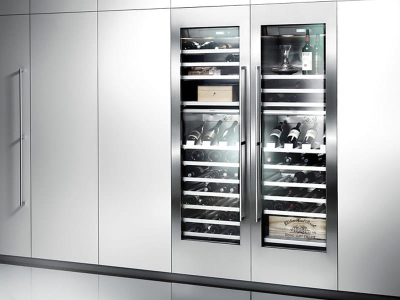 Cantinetta frigo da incasso rw 414 rw 464 by gaggenau for Frigo ad incasso