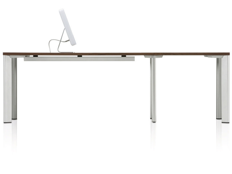 Rectangular meeting table STATE - Brunner