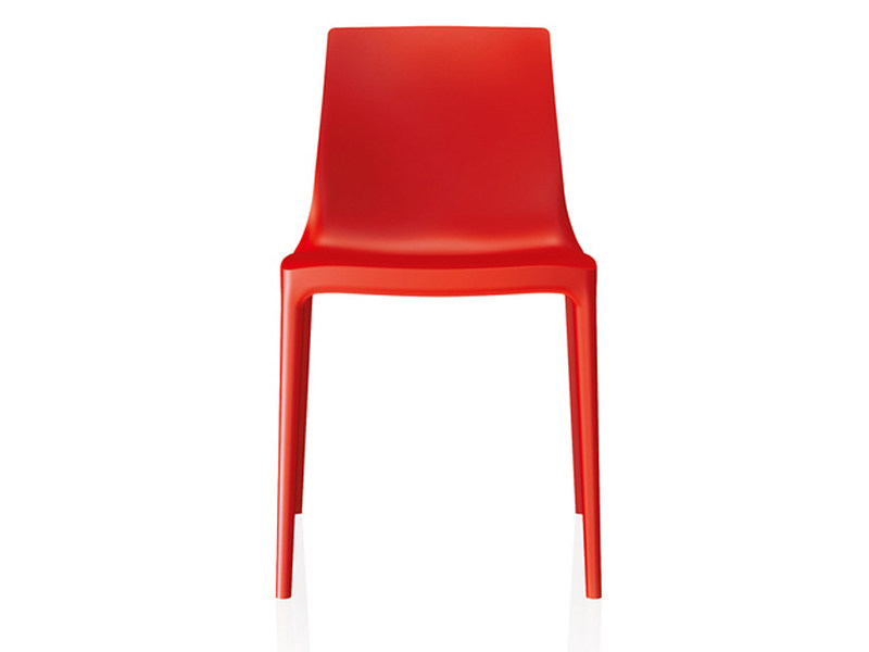 Stackable plastic chair TWIN | Chair - Brunner