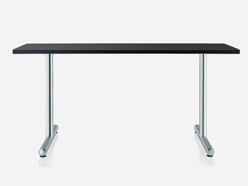 Rectangular HPL table 2270 | Table - Brunner