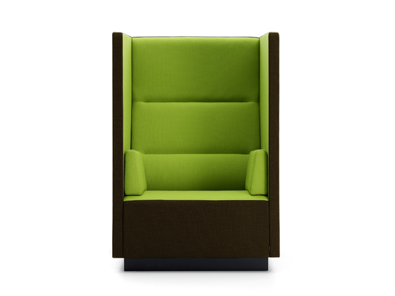 Easy chair FLOAT HIGH LARGE - Offecct