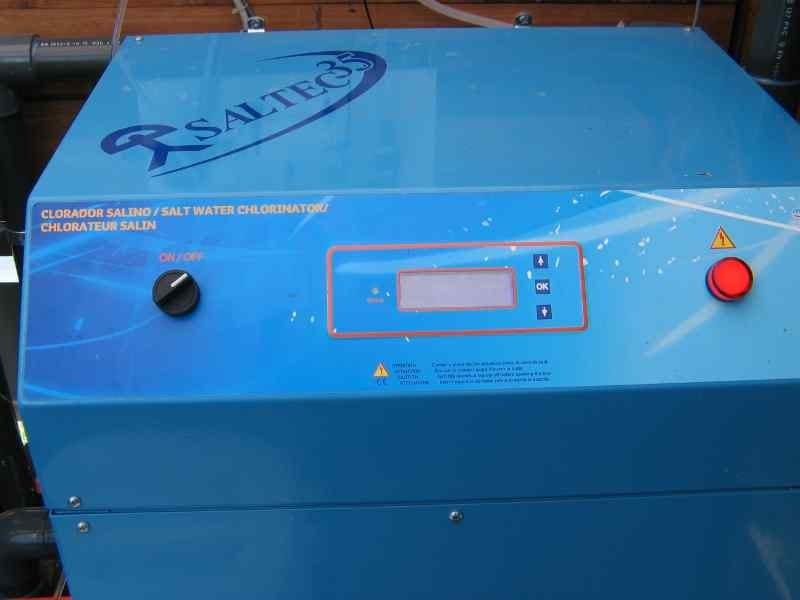 Electrolyser SALTEC 35 - INDALO PISCINE