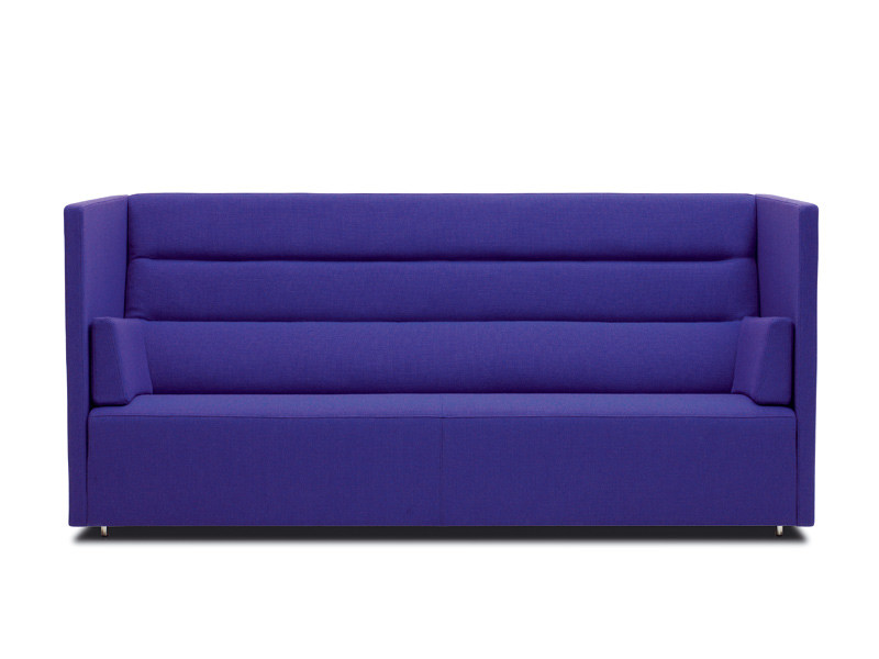 Fabric sofa with fire retardant padding FLOAT HIGH | Sofa - Offecct