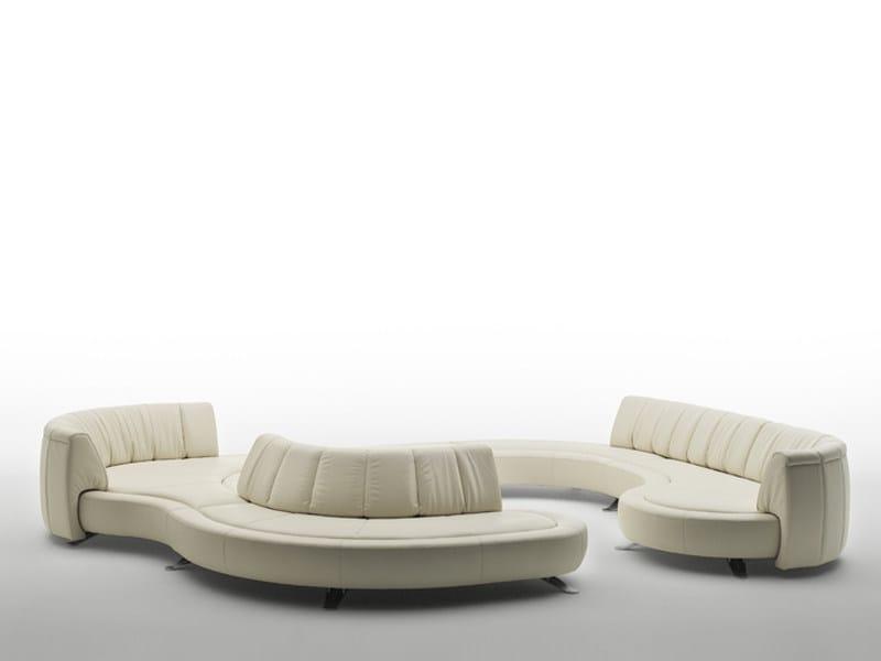 Divano modulare ds 1064 divano modulare de sede - Divano modulare ...