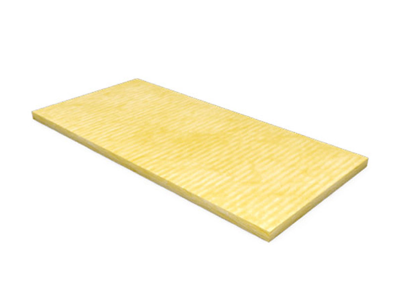 Panel in mineral fibre for thermal and sound insulation COMPATTO³ 520 - TERMOLAN