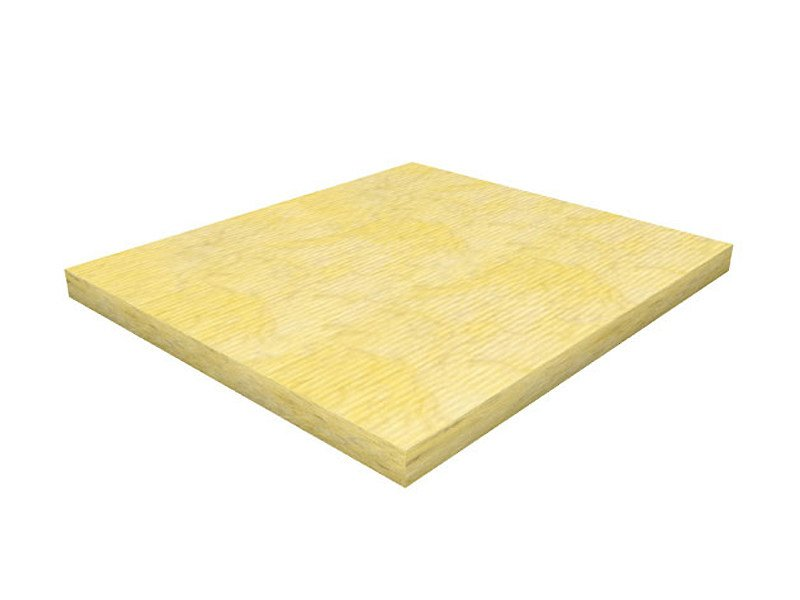 Panel in mineral fibre for thermal and sound insulation COMPATTO³ HN - TERMOLAN
