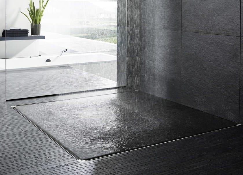 Scarico per doccia filo pavimento advantix vario viega italia - Doccia a filo pavimento ...