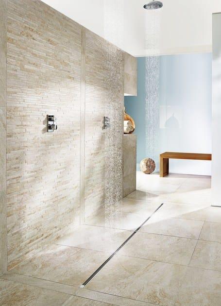 Scarico per doccia filo pavimento advantix vario   viega italia