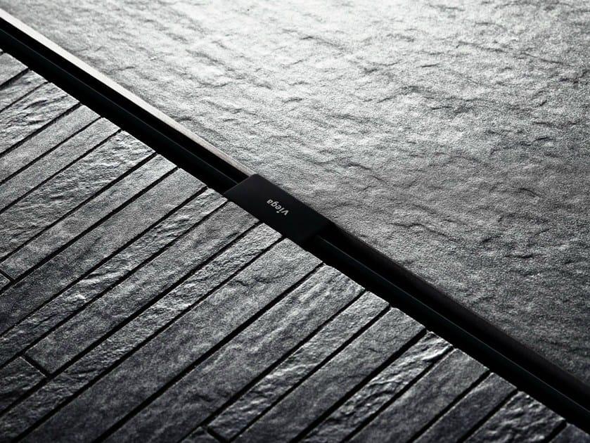 Scarico per doccia filo pavimento advantix vario viega - Griglie per doccia ...