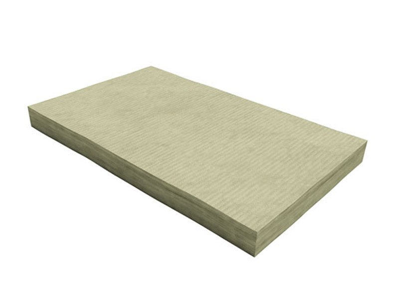 Panel in mineral fibre for thermal and sound insulation SOLIDA® HDP - TERMOLAN