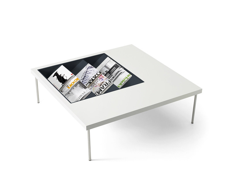 Mdf Coffee Table Window Magazine Window Collection By Offecct Design Eero Koivisto