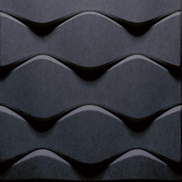 Acoustic panel SOUNDWAVE® FLO by Offecct