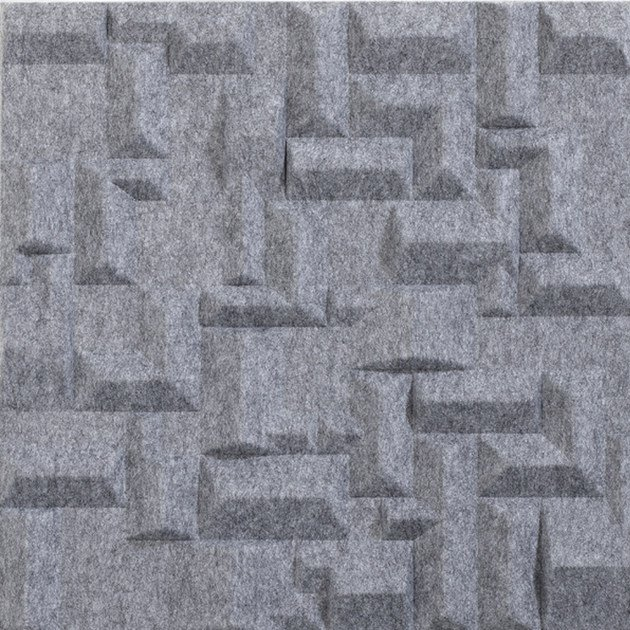 Acoustic panel SOUNDWAVE® VILLAGE - Offecct