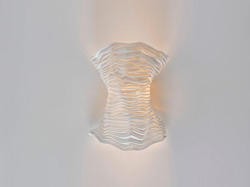 Indirect light silicone wall lamp CORS | Wall lamp - arturo alvarez
