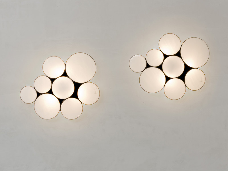 Glass wall lamp GLUC | Wall lamp by arturo alvarez