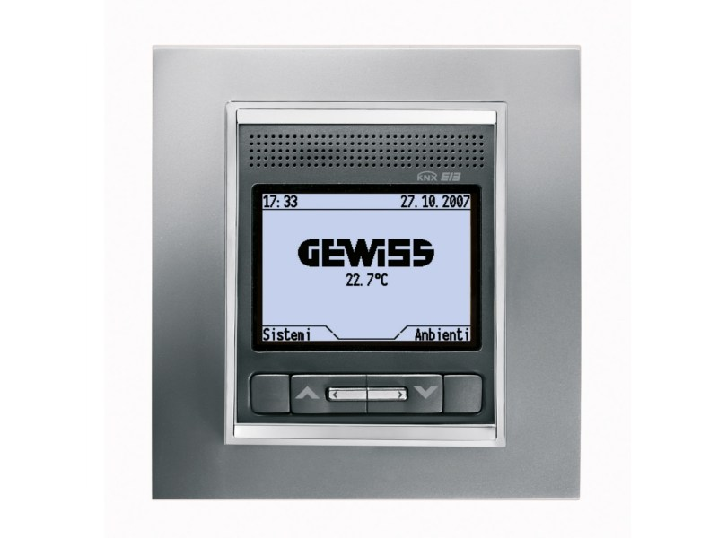 Building automation system ACTIVO - GEWISS
