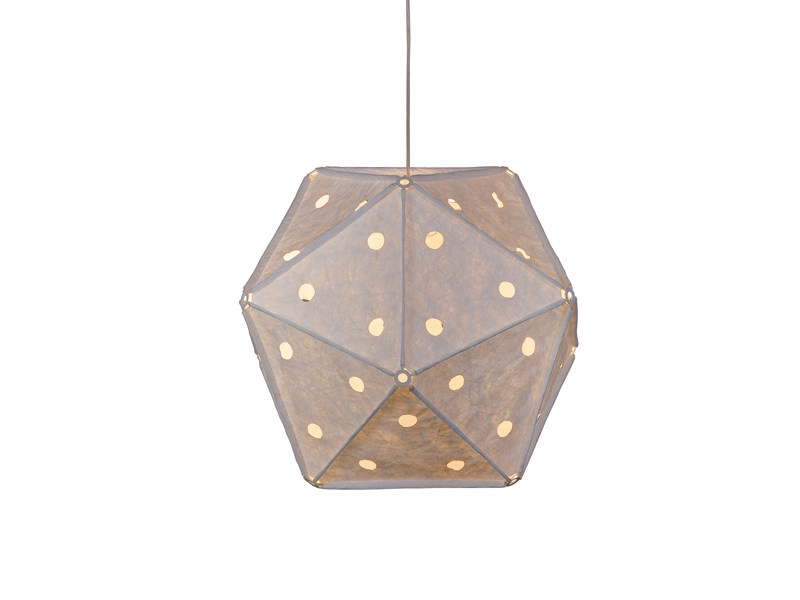 Indirect light pendant lamp HOLES | Pendant lamp - arturo alvarez