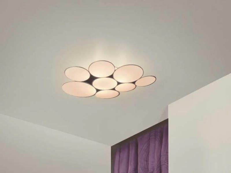 Glass ceiling lamp GLUC | Ceiling lamp - arturo alvarez