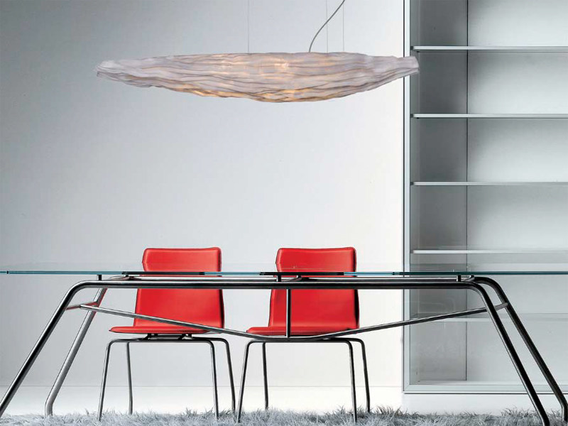 Indirect light silicone pendant lamp IKI | Pendant lamp - arturo alvarez