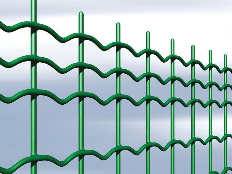 Plastic electrically welded mesh Fence STILPLAX - Gruppo CAVATORTA