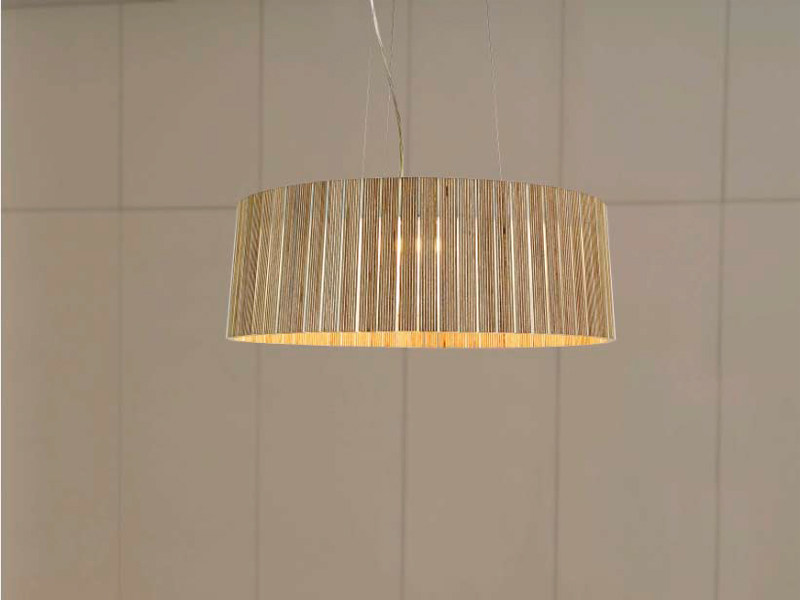 Multi-layer wood pendant lamp SHIO | Pendant lamp - arturo alvarez