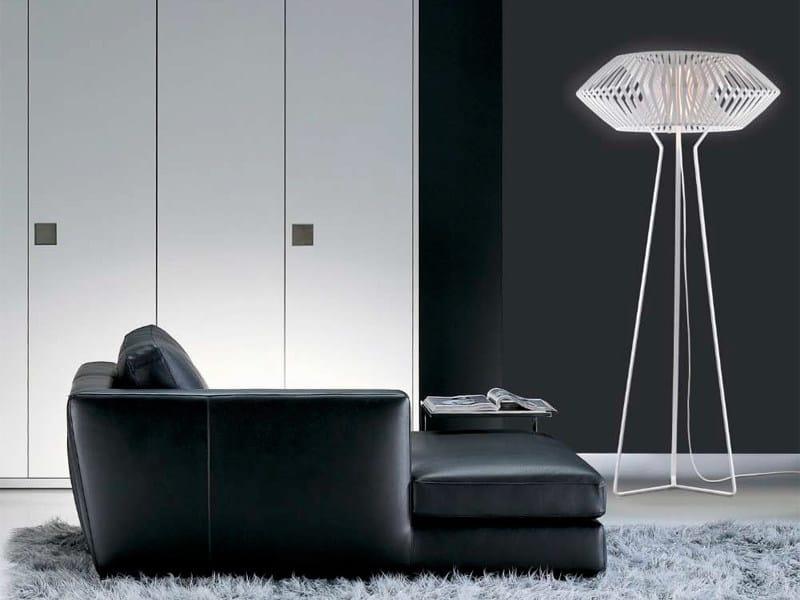 Metal floor lamp V | Floor lamp by arturo alvarez