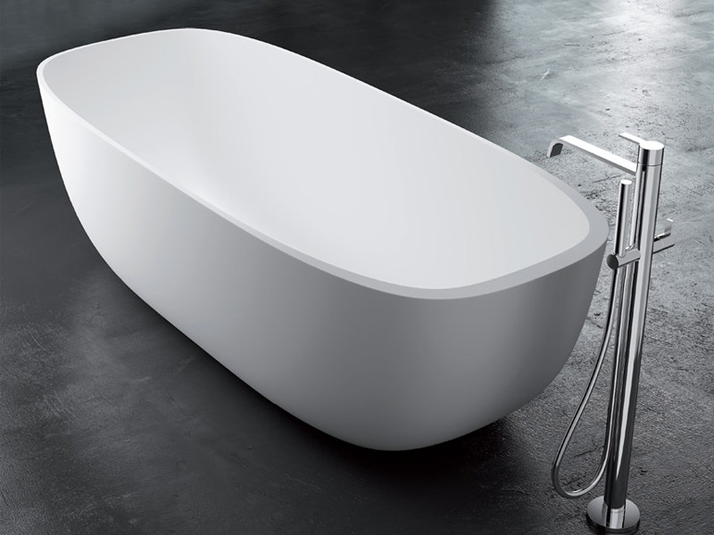 Freestanding bathtub METROPOLIS | Bathtub - LASA IDEA