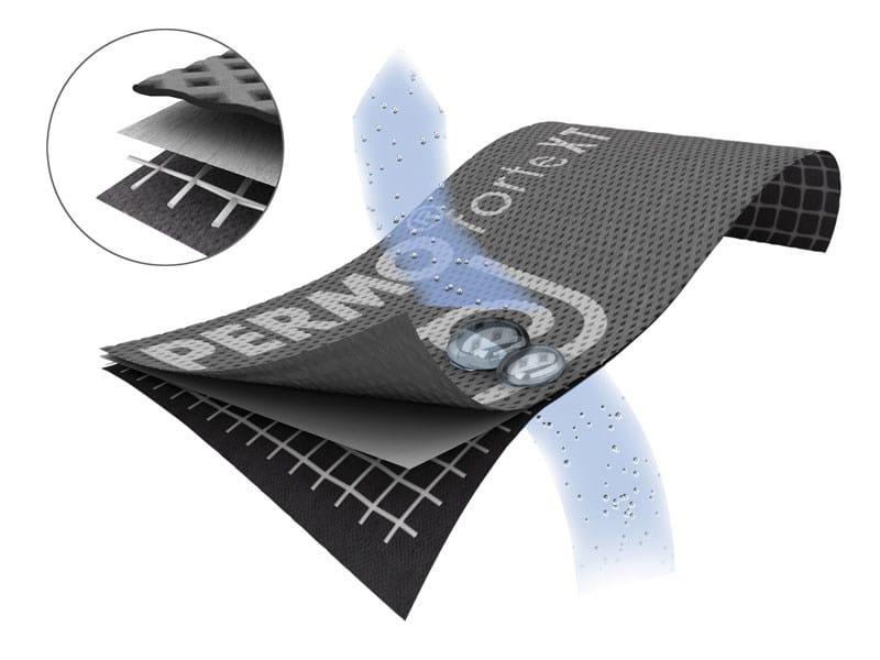 Membrana traspirante e impermeabile permo forte xt for Lucernari calpestabili velux