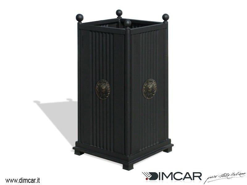 Metal waste bin Cestone Sassari - DIMCAR