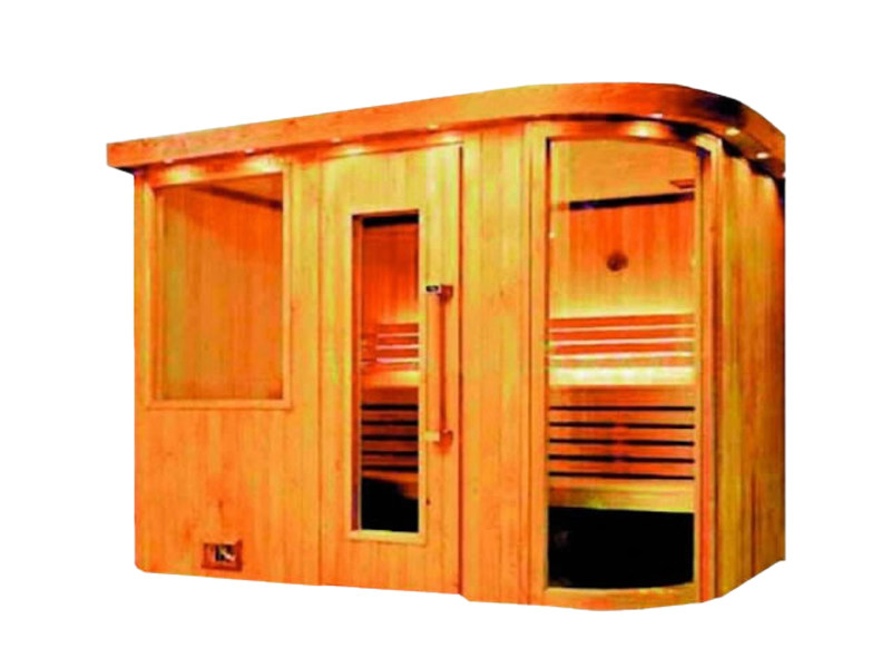 Finnish sauna BL-121 | Finnish sauna - Beauty Luxury