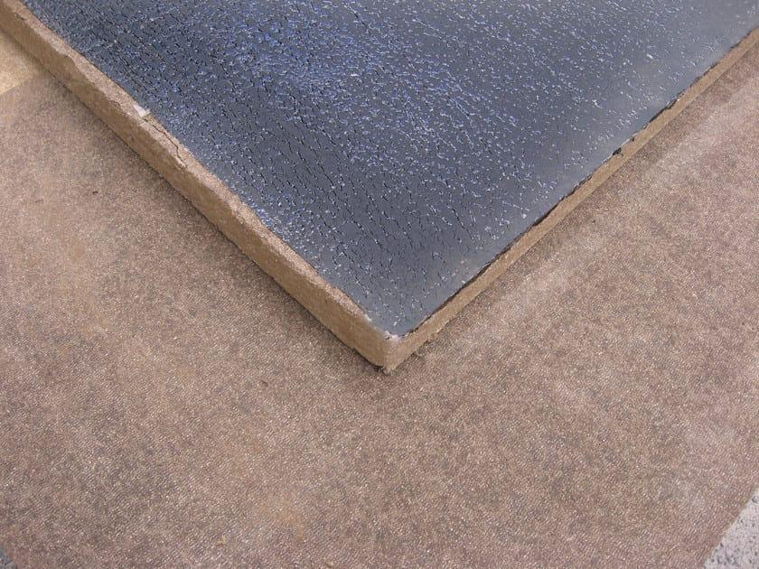 Thermal insulation panel PERALIT BOARD® by Perlite Italiana