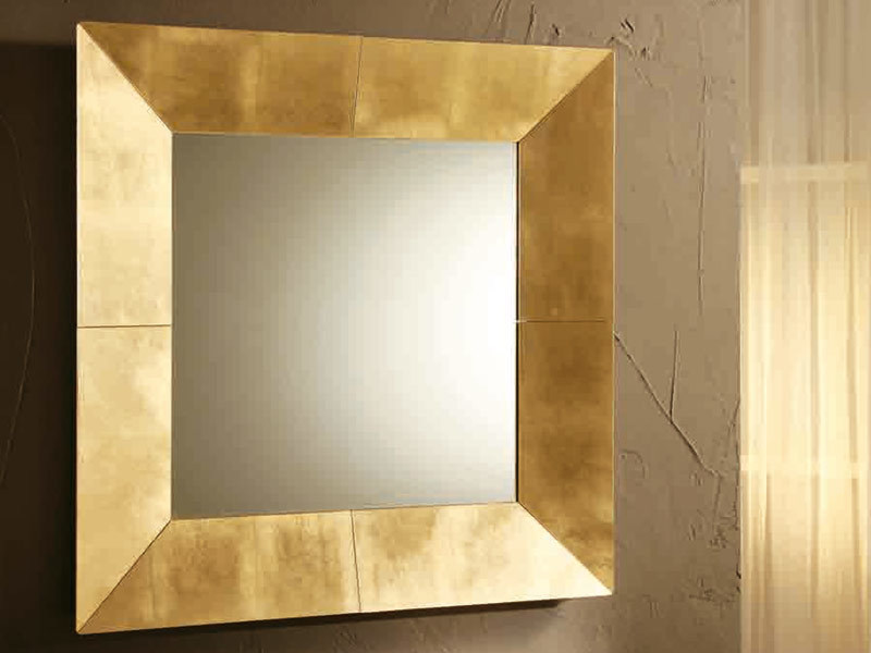 Framed mirror ROYAL - RIFLESSI