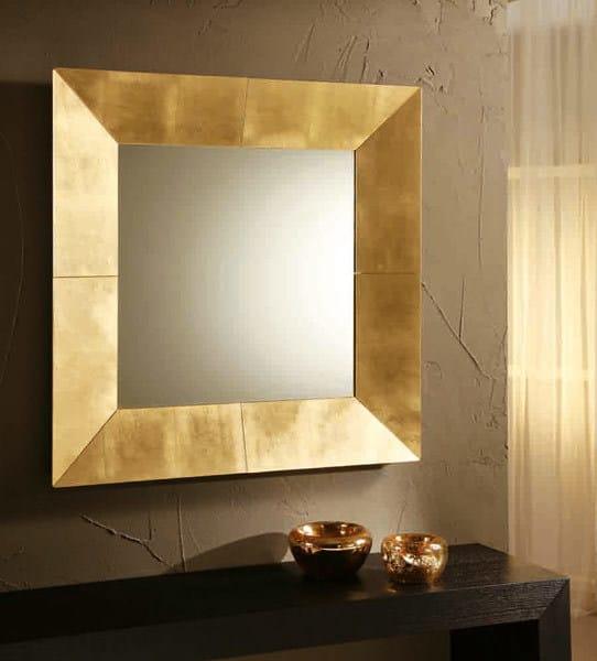 Specchio con cornice royal riflessi - Specchio con cornice ...