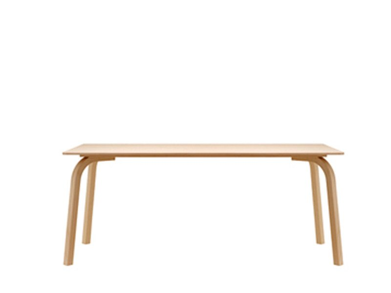 Wooden table 1404 | Table - THONET