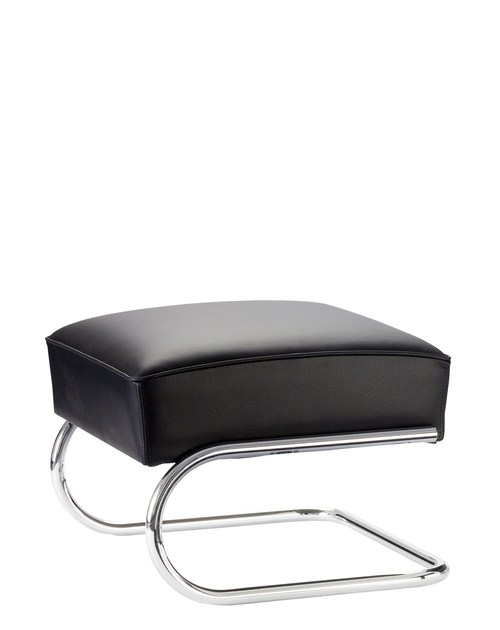 Footstool S411H | Footstool by THONET