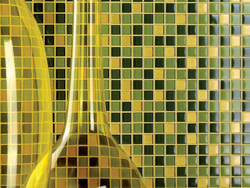 Glass Mosaic DIVETRO by Mosaico+