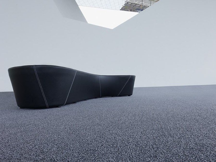 Solid-color polyamide carpeting PESCARA 1000 - OBJECT CARPET GmbH