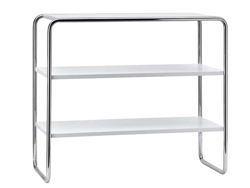 Steel shelving unit B22 | Shelving unit - THONET