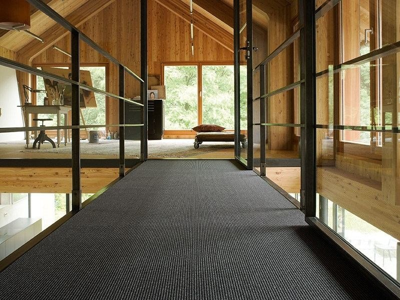 Solid-color polyamide carpeting JACQUARD 700 - OBJECT CARPET GmbH