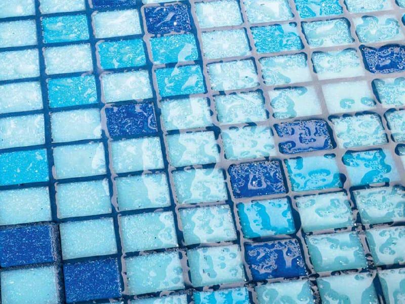 Glass mosaic AQUA - Mosaico+