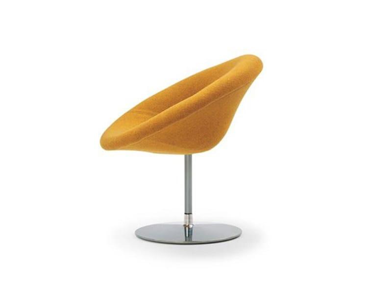 Upholstered chair LITTLE GLOBE - Artifort