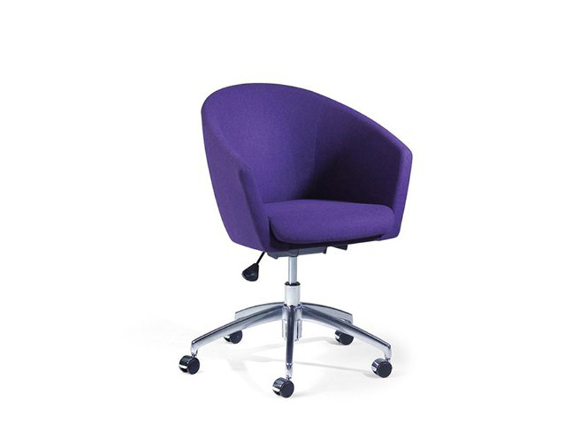 Fabric task chair MEGAN | Task chair - Artifort