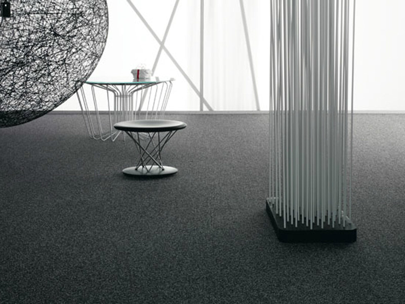 Solid-color polyamide carpeting SL - SPRINGLES 700 by OBJECT CARPET GmbH