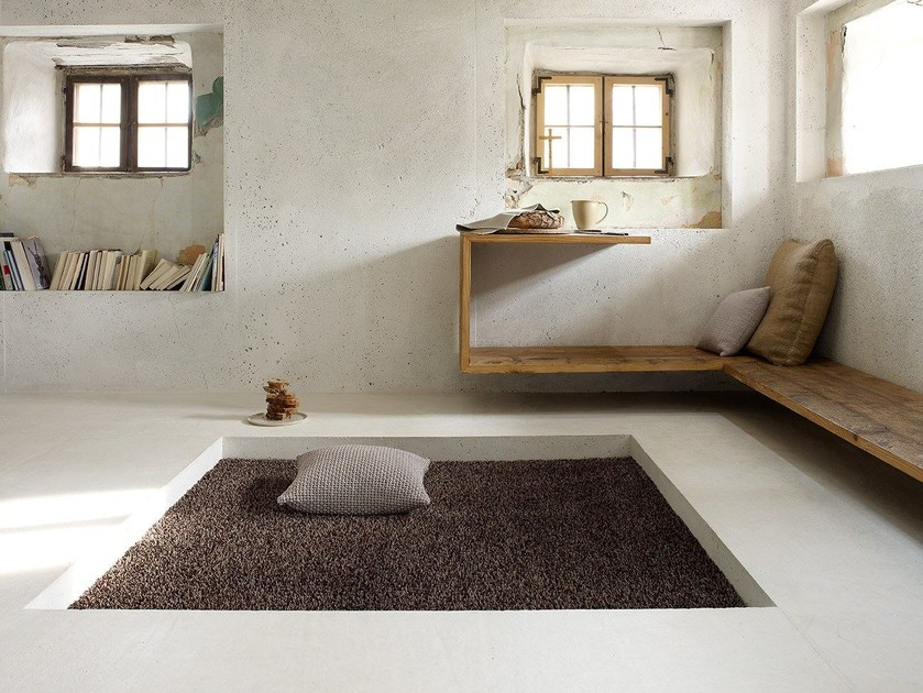 Solid-color polyamide rug FLASH 1400 - OBJECT CARPET GmbH