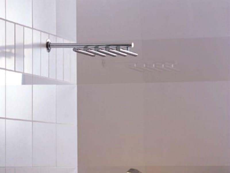 Wall-mounted bathtub set with overhead shower COMBI 12   Bathtub set - VOLA
