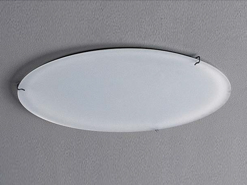 Steel ceiling lamp BAFFY - ZERO