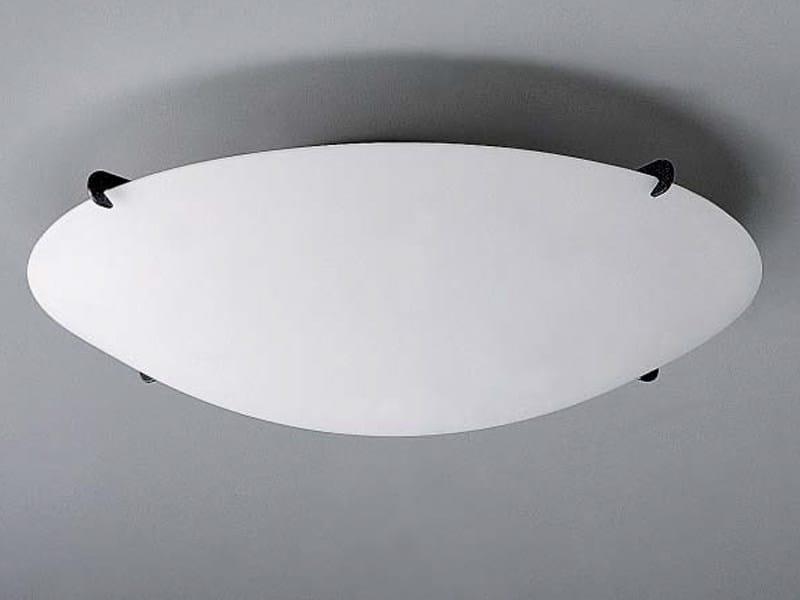 Steel ceiling lamp ARCAD | Ceiling lamp - ZERO