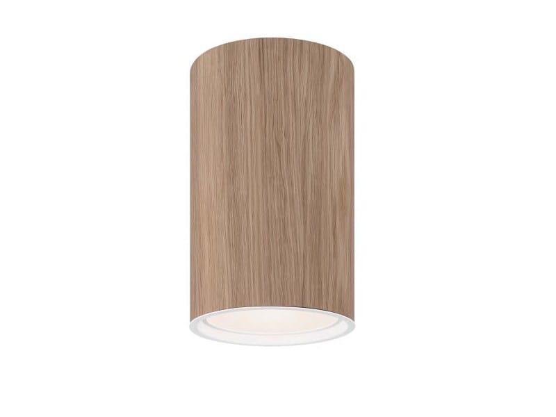 Wooden ceiling lamp WOOD | Wooden ceiling lamp - ZERO