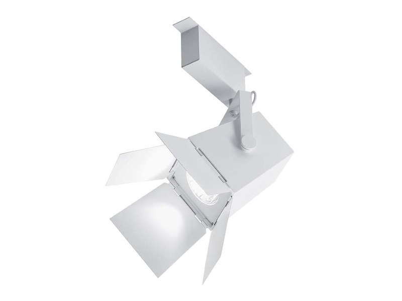 Aluminium ceiling lamp / light projector FOTO 1 - ZERO