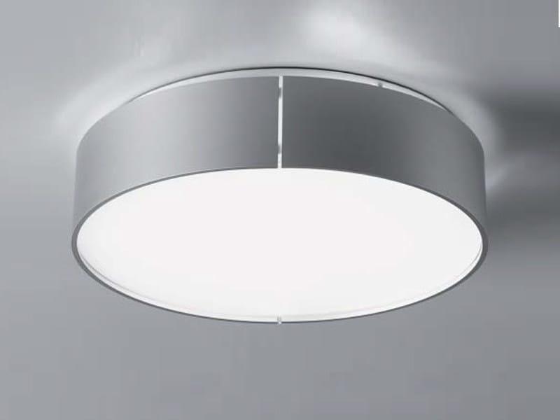 Aluminium ceiling lamp ALLRIGHT | Ceiling lamp - ZERO